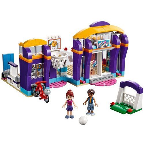 LEGO Friends, Centrum sportu w Heartlake, 41312. Najniższe ceny, najlepsze promocje w sklepach, opinie.