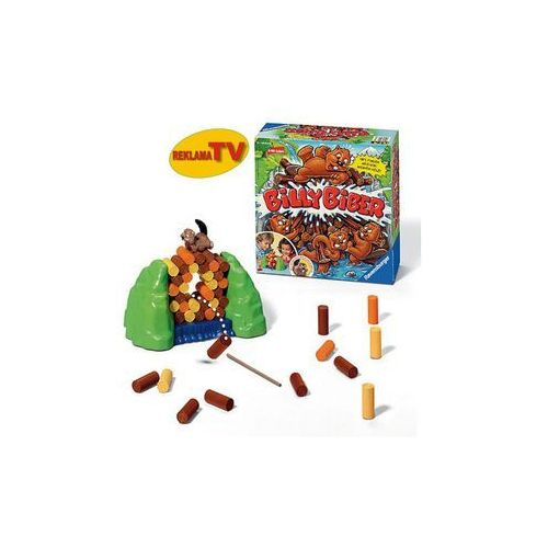 Ravensburger Gra bóbr billy