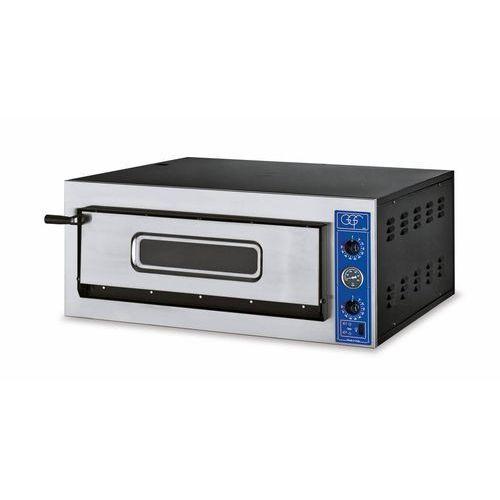 Piec do pizzy 1-komorowy | 4 x pizza 36 cm | inox | 230V lub 400V z kategorii Piece i płyty grzejne gastronomiczne