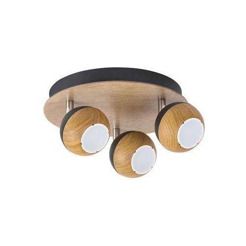 Rabalux - Oświetlenie punktowe sufitowe 3xGU10/35W/230V, 5615