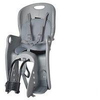 Fotelik rowerowy dla dziecka Malatec szary