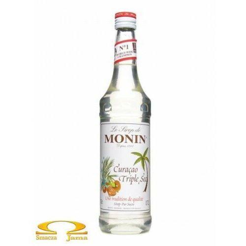 Syrop curacao triple sec 700ml marki Monin