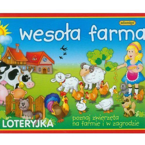 Wesoła farma Loteryjka obrazkowa (gra planszowa)