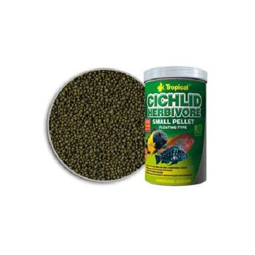 cichlid herbivore small pellet pokarm dla pielęgnic, marki Tropical