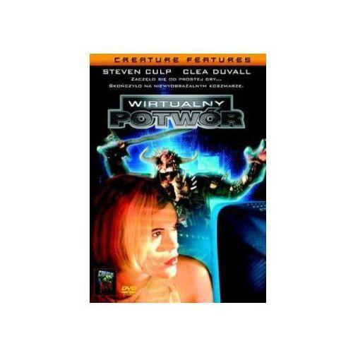 Wirtualny potwór (DVD) - George Huang. DARMOWA DOSTAWA DO KIOSKU RUCHU OD 24,99ZŁ (5903570117060)