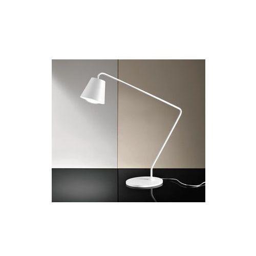Lampa stołowa conus led biała, 7278 marki Linea light