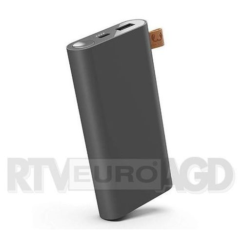 Powerbank FRESH N REBEL 12000 mAh USB-C Ciemnoszary (8718734658283)