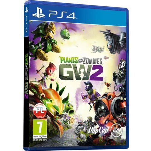 OKAZJA - Plants vs. Zombies Garden Warfare 2 (PS4)