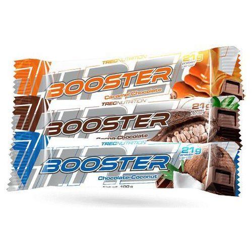 Trec baton baton booster bar - 100g - marzipan nut