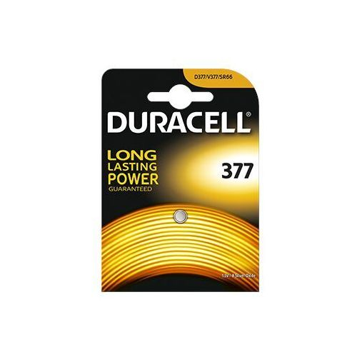 Bateria 377 marki Duracell