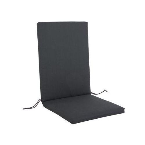 Poduszka na krzesło 44 x 107 x 4 cm cino antracytowa marki Patio