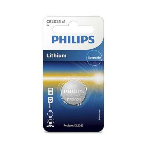 Bateria PHILIPS CR2025 (1 szt.)