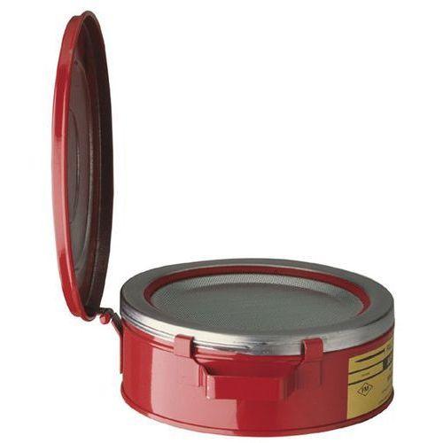 Pojemnik do nasączania, blacha stalowa, ocynkowana i lakierowana, poj. 2 l. Z bl