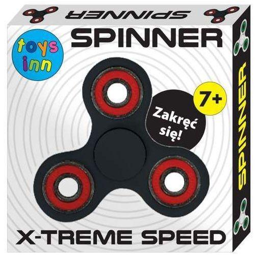 Stnux Spinner czarny