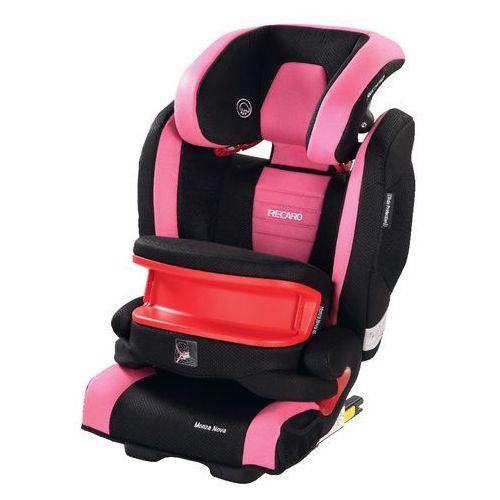 OKAZJA - Recaro, Monza Nova IS, fotelik samochodowy, 9-36 kg, różowy
