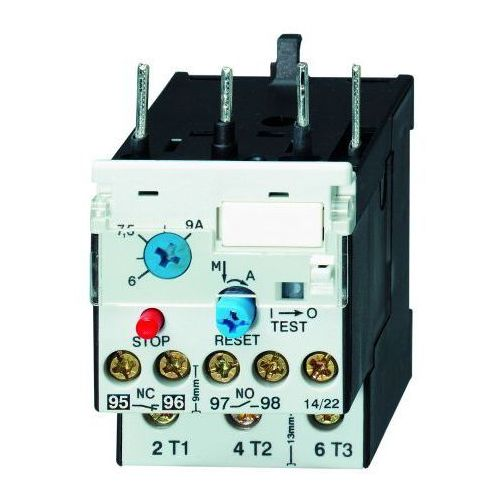 U3/32 1,2 przekaźnik termiczny z funkcją auto\manual-reset / 0,8a – 1,2a marki Benedict&jager