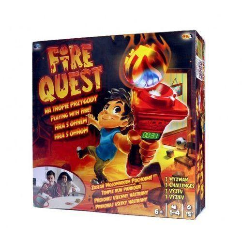Gra Fire Quest - Na Tropie przygody - Epee, EPE02848