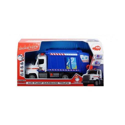 Dickie toys Śmieciarka z pompką 33 cm (4006333038853)