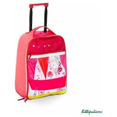 LILLIPUTIENS Walizka na kółkach - Kotka Colette z kategorii walizeczki