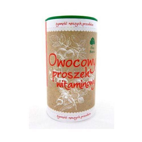 Dary natury Owocowy proszek witaminowy tuba 200g -