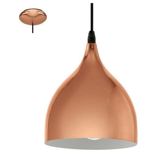 Eglo 94743 - Lampa wisząca ORETTO 1xE27/60W/230V (9002759947439)