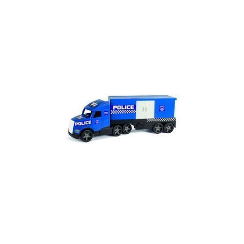 Magic truck action - policja 1y37di marki Wader