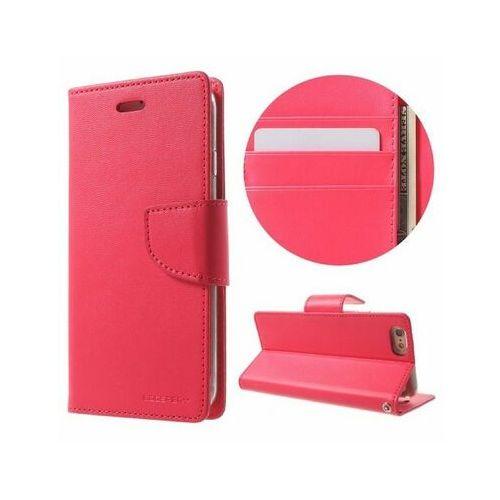 Mercury etui bravo book iphone xr różowy