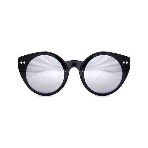 Okulary słoneczne alpha select double lens black/black/silver mirror marki Spitfire