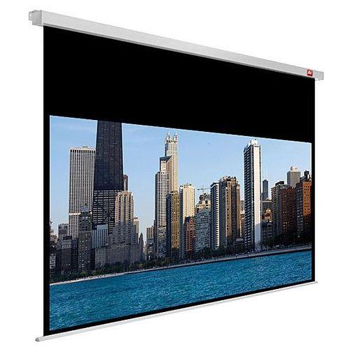 Ekran ścienny 200x200cm AVTek Video PRO 200 - Matt White (ramki + top 52,5, obraz 190x142,5cm)