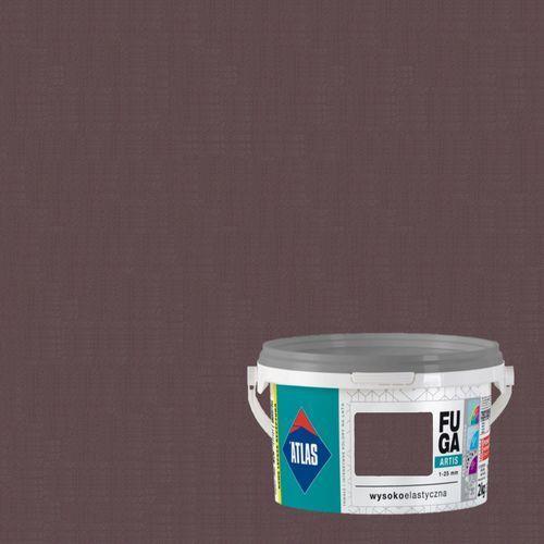 Fuga elastyczna artis 2kg jasnobrązowy 123 marki Atlas