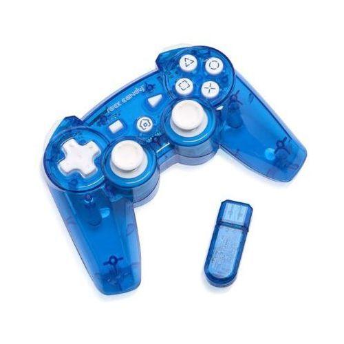 Pdp Kontroler bezprzewodowy  6432eu-bl rock candy blueberry boom do ps3 (0708056564339)