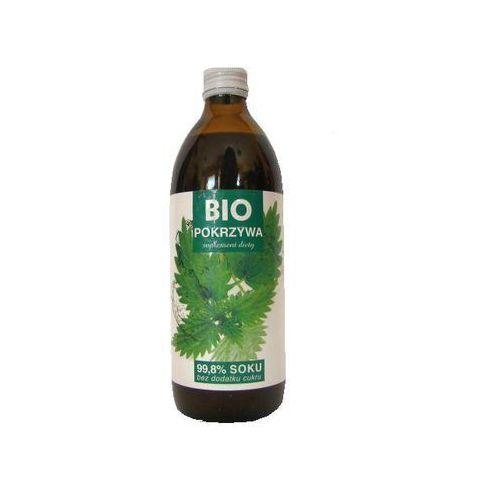 Bio sok z pokrzywy 99,8% 500ml -  - eko od producenta Bioavena