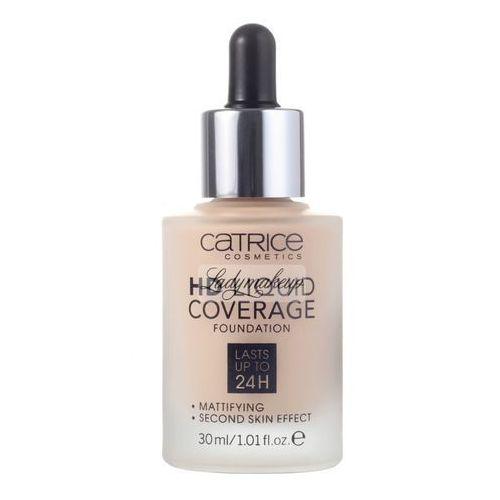 Catrice - HD LIQUID COVERAGE FOUNDATION - Podkład kryjący - 020 - ROSE BEIGE