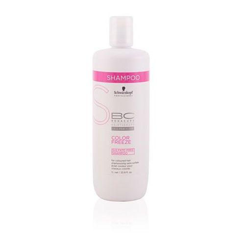 Schwarzkopf BC Color Freeze, szampon bez siarczanów do włosów farbowanych, 1000ml (4045787239867)