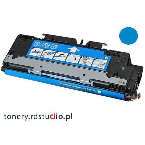 Toner do HP 3700 HP 3700d HP 3700dn HP 3700dtn HP 3700n - Zamiennik HP Q2681A CYAN