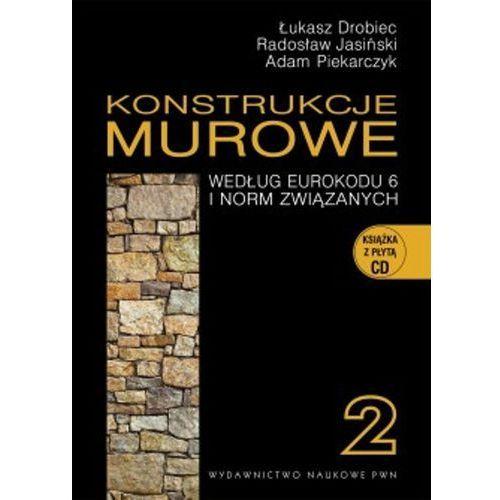 Konstrukcje murowe według Eurokodu 6 i norm związanych Tom 2 - Dostępne od: 2014-09-10, rok wydania (2014)