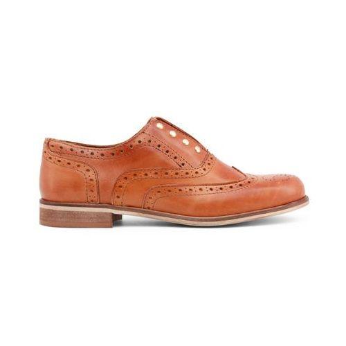 Płaskie buty damskie MADE IN ITALIA - TEOREMA-49, TEOREMA_CUOIO-41