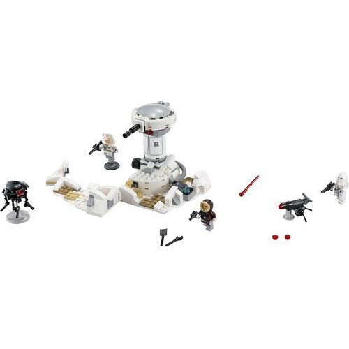 Lego Star Wars ATAK HOTH (Hoth Attack) 75138, klocki dla dzieci