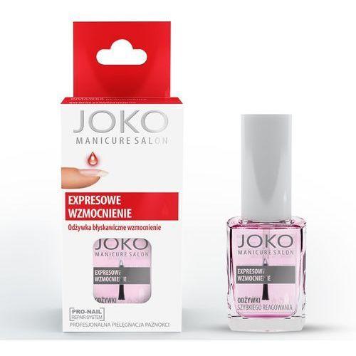 Joko manicure salon odżywka do paznokci expresowe wzmocnienie 10 ml - joko