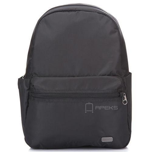 """Pacsafe daysafe plecak damski antykradzieżowy - laptop 13"""" / black - black"""