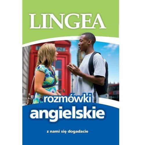 Rozmówki angielskie, Z nami się dogadacie. Wyd. 4 - Opracowanie zbiorowe, Lingea