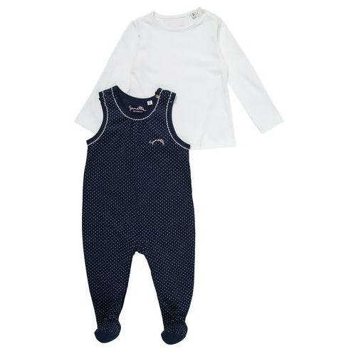 Sanetta fiftyseven MY LITTLE DEER SET Śpioszki deep blue, towar z kategorii: Body niemowlęce