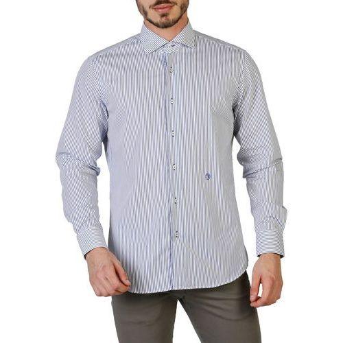 Koszula męska - 32c27sint-00, Trussardi