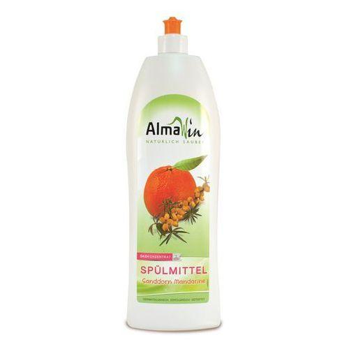 Almawin (środki czystości) Płyn do naczyń rokitnikowo - mandarynkowy eco 1 l - almawin (4019555705113)