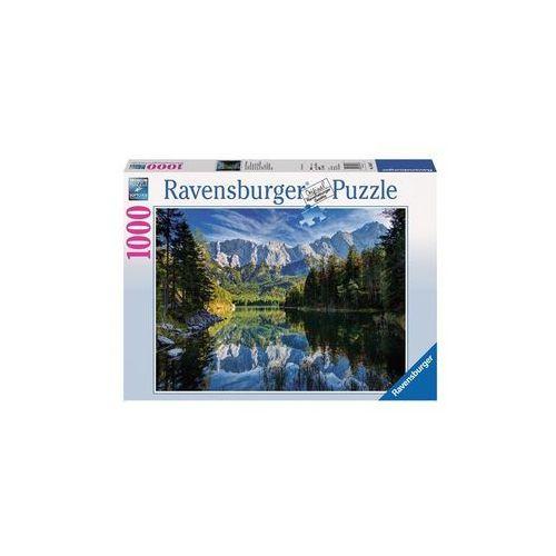 Puzzle 1000 EL. Jezioro Eibsee