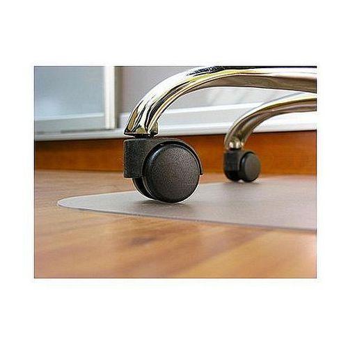 Mata pod krzesło 120x120cm  na podłogę twardą, bez wypustek marki Datura