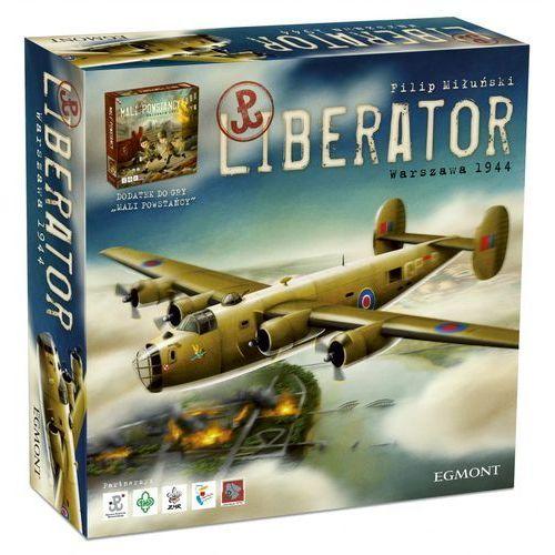 Liberator. Gra planszowa (5918215002434)