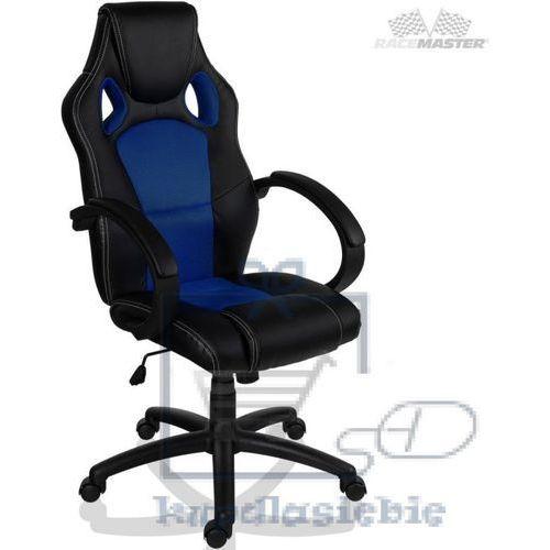 Racemaster® Fotel biurowy obrotowy mx racer niebieski