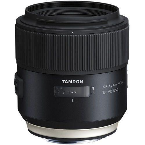 Tamron SP 85mm f/1.8 Di USD Sony - produkt w magazynie - szybka wysyłka!