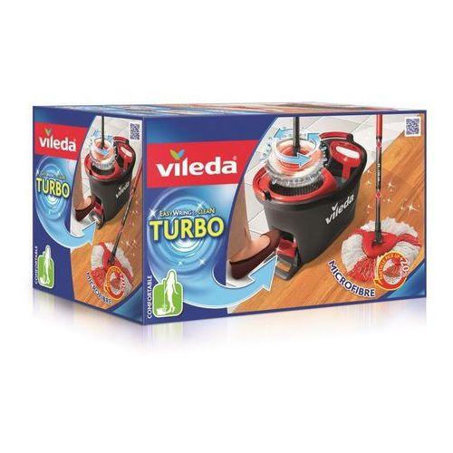 Mop obrotowy VILEDA Easy Wring and Clean Turbo + DARMOWY TRANSPORT! + Zamów z DOSTAWĄ JUTRO!
